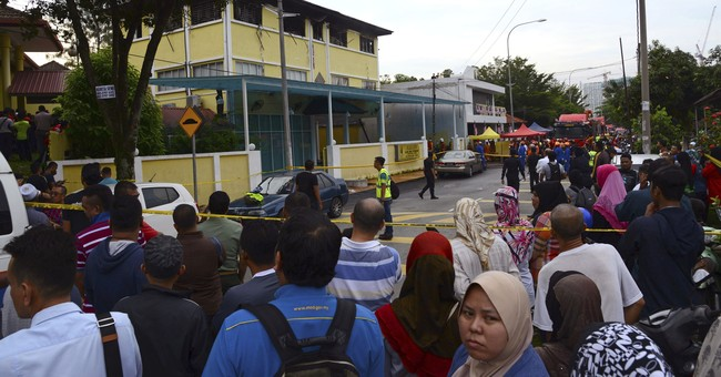 Fire at Islamic school in Malaysia kills 24, mostly teens