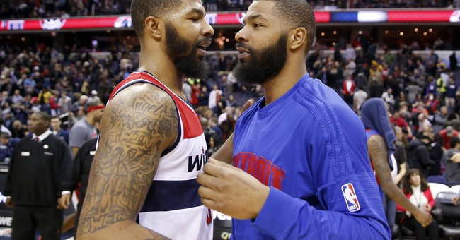 The Latest: Lawyers for NBA twins question prosecutor's case