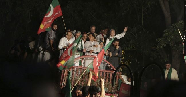 Pakistani linked to US-designated terror group runs for seat