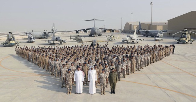 Qatar diplomatic crisis engulfs a major US military base