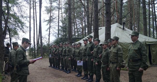Jitters in Europe as Russia-Belarus war games get underway