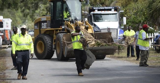 Dangers after Irma: Chain saws, generators, heat, ladders