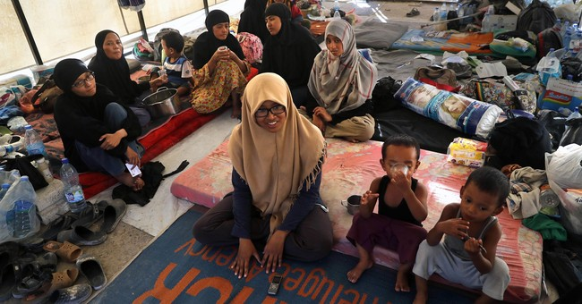Indonesia releases family detained for joining IS in Syria