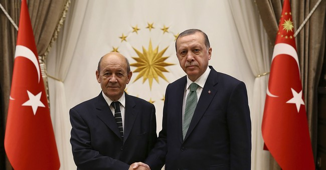 French minister advocates for jailed journalist in Turkey