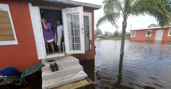 Irma pushes Florida's poor closer to the edge of ruin