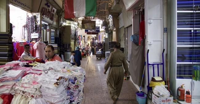Iraq dismisses Kirkuk governor amid dispute with Kurds