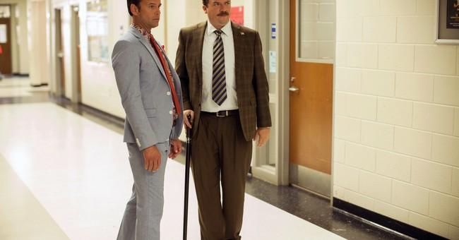 McBride and Goggins return as 'Vice Principals' class act