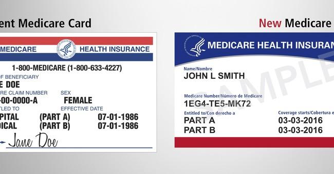 AP NewsBreak: Medicare card remake to protect seniors