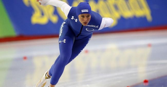 Brittany Bowe getting back on track on speedskating oval