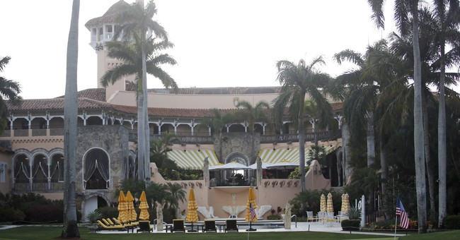 Visitor logs at Trump's Mar-a-Lago resort remain a mystery