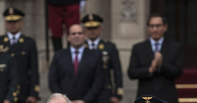 No-confidence vote in Peru forces Cabinet resignations
