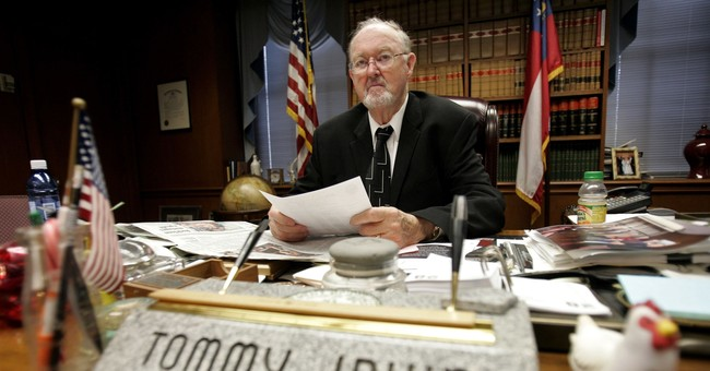 Tommy Irvin, longtime Georgia agriculture chief, dies at 88
