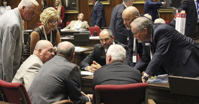 GOP lawmakers finish plan for  balanced budget convention