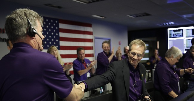 Farewell Cassini: Saturn spacecraft makes fiery, final dive