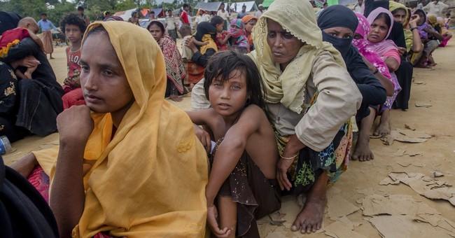 Bangladesh accuses Myanmar of violating its airspace