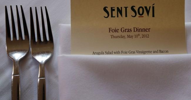 Appeals court taking foie gras off the menu in California