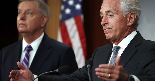 Corker's meeting with Trump described as 'very productive'
