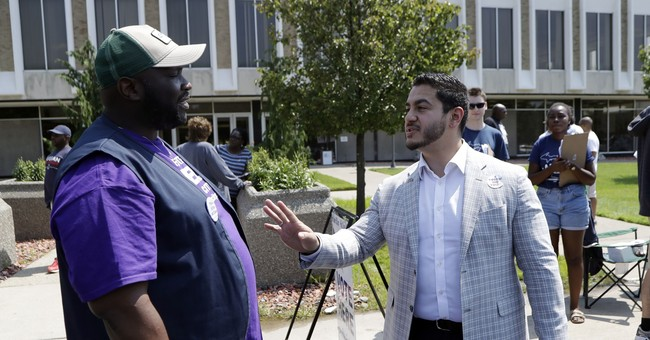 Michigan doctor believes US ready for first Muslim governor