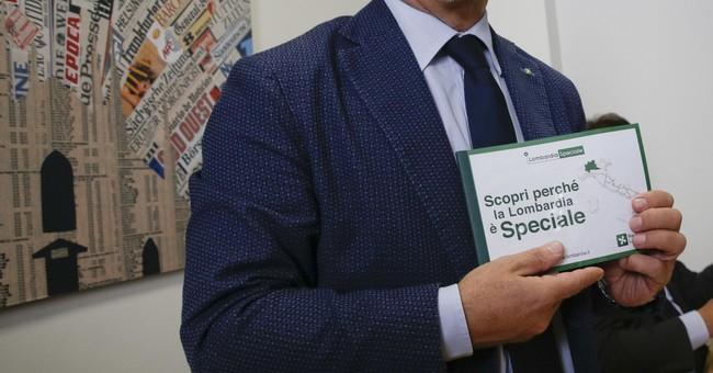 Lombardy president: Autonomy referendum can change Europe
