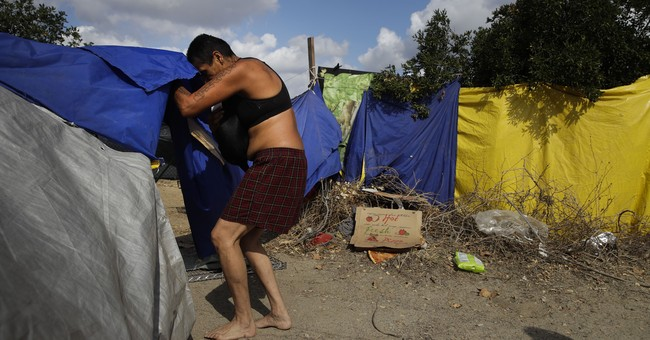 Anaheim struggles with growing homeless crisis at river camp