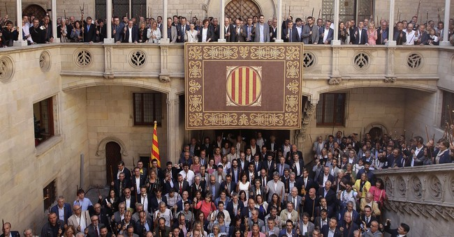 700 Catalan mayors support holding independence vote