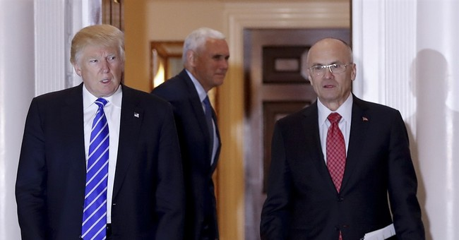 Trump's choice for labor secretary outsourced jobs