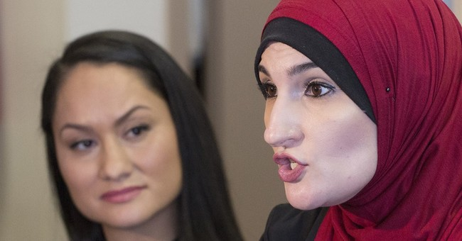 Attacks target Muslim-American activist after DC march