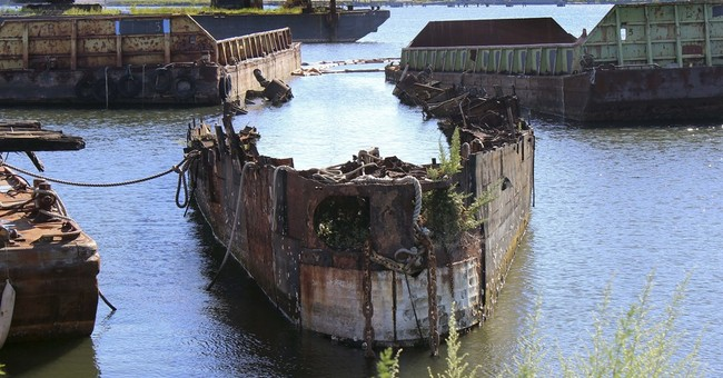 Court: 'K-19: The Widowmaker' sub must be removed from river