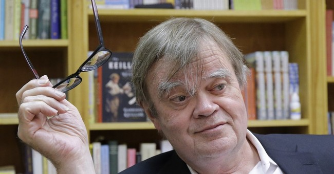 Ex-'Prairie Home' host Garrison Keillor plans Minnesota tour