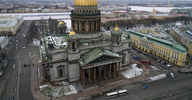 Museum head defies Russian Orthodox Church over cathedral