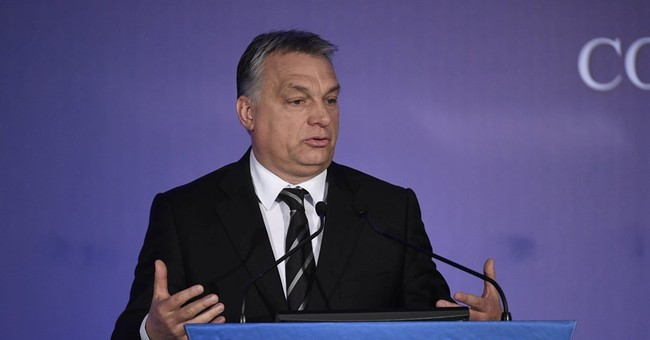 Hungary leader Orban says it's time to take Trump seriously