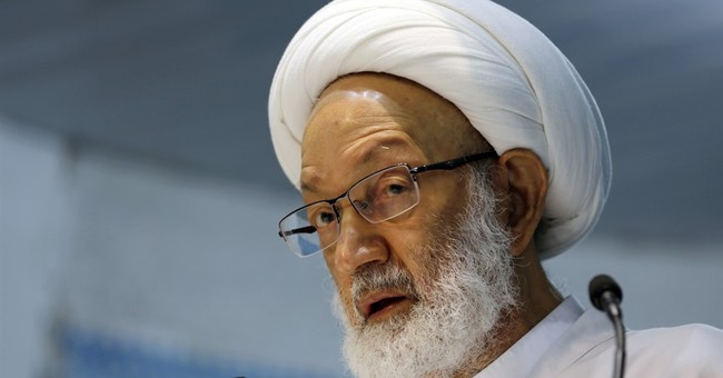 Protesters, police clash near Bahrain home of Shiite cleric