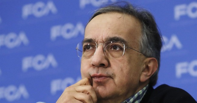 Fiat Chrysler boss: Trump ideas positive if all implemented