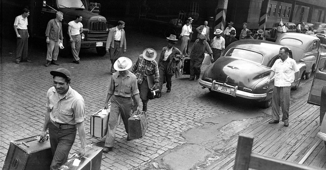 Workers, strivers, huddled masses: Immigration in America