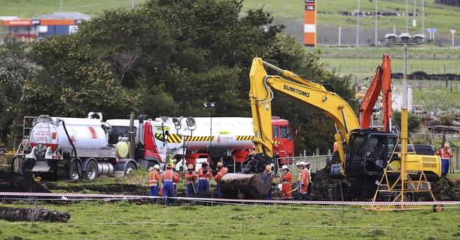 Burst fuel pipe to disrupt New Zealand flights through week