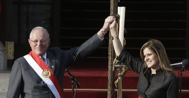 Peru's leader names new prime minister as he reforms Cabinet