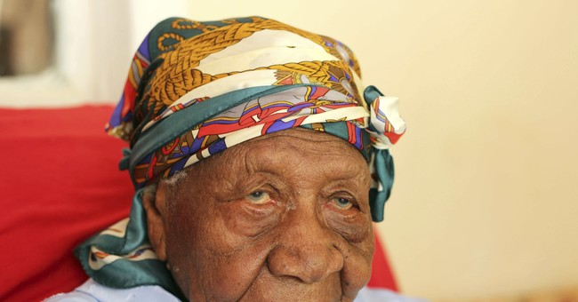 Jamaica's Violet Brown dies at 117; Japan woman now oldest