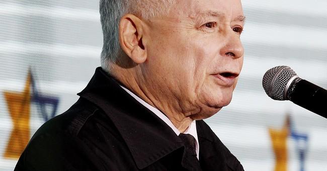 Polish party leader denounces anti-Semitism, praises Israel