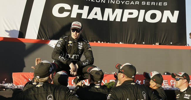 Gamble on Newgarden leads to 15th title for Roger Penske