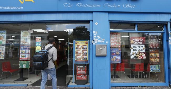 UK police quiz 2 ex-foster children over London subway bomb