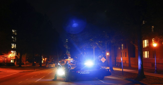 The Latest: Georgia Tech officer released from hospital