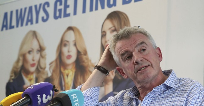 Ryanair CEO admits mistakes amid cancellations crisis