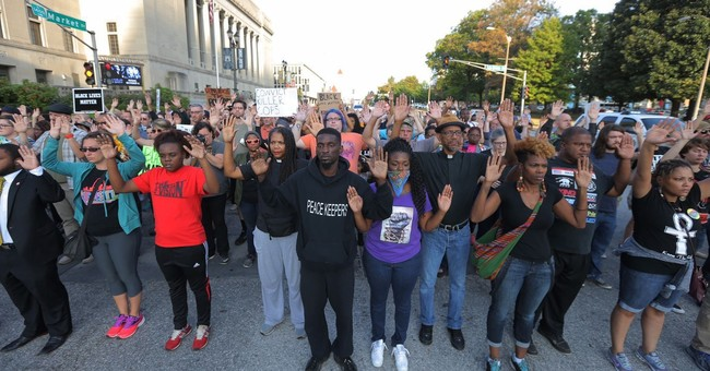 Latest: St. Louis protests end for the night