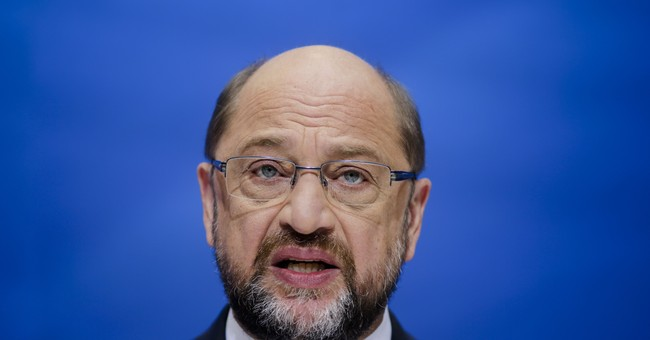 Germany's Schulz: committed European with a checkered past