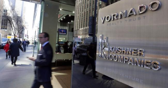 Kushner company buying apartment complex near Princeton, NJ