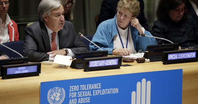 New misconduct allegations hang over UN meeting on sex abuse