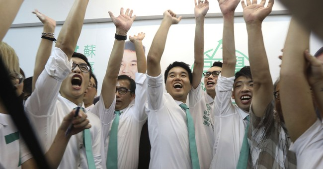 Young democracy activist among Macau election winners