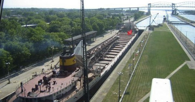 Great Lakes states renew push for new lock at critical point