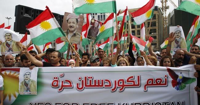 Clashes erupt in Iraqi city of Kirkuk over Kurdish vote