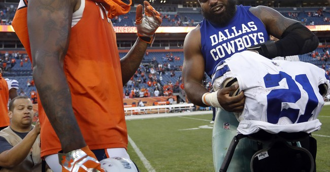Texas judge denies NFL bid to reinstate Elliott suspension